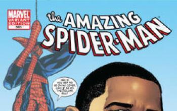 Spider-Man e Obama