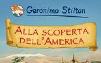 Geronimo Stilton alla conquista dei fumetti