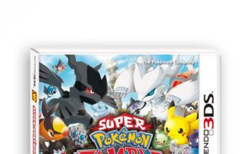 Super Pokémon Rumble per Nintendo 3DS
