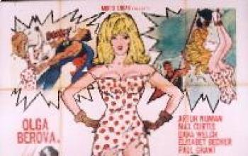 Superman vuole uccidere Jessie, al Cineforum Fantafilm