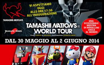 Tamashii Nation World Tour