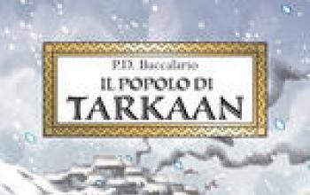 Pierdomenico Baccalario e Il popolo di Tarkaan