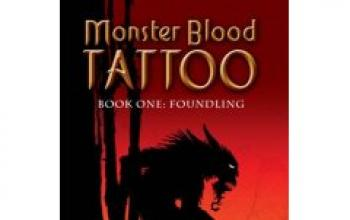 Dall'Australia il fantasy Monster Blood Tattoo