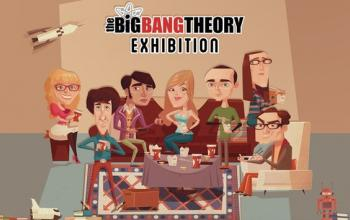 The Big Bang Theory Exhibition a Milano