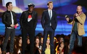 MTV Awards 2013