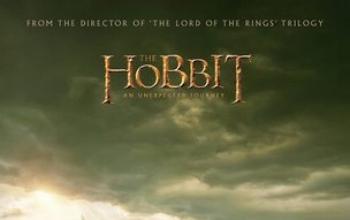 Al Comic Con per ricevere il primo poster ufficiale di The Hobbit. Parola di Peter Jackson.