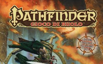 Pathfinder a Lucca Games 2012