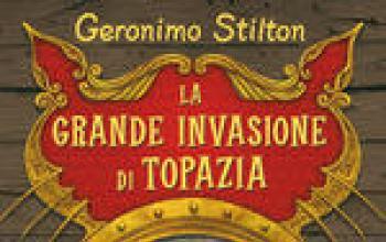 Il nuovo booktour di Geronimo Stilton