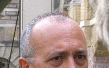 Tullio Avoledo e Metro 2033 Italia