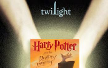 Harry Potter batte Twilight