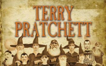 Allo stadio con Terry Pratchett
