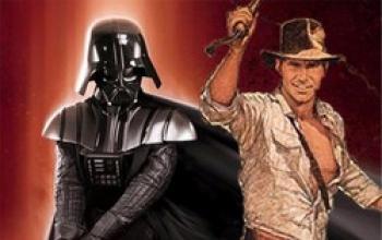 Indiana Jones 4 e Star Wars in Tv: le novità
