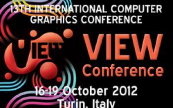Hotel Transylvania alla VIEW Conference 2012