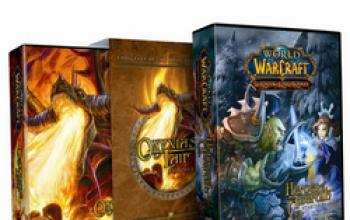 World of Warcraft Trading Card Game: arriva in Italia