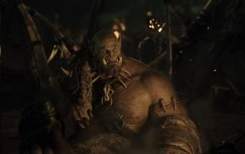 Warcraft: ecco Orgrim, l'orco interpretato da Robert Kazinsky