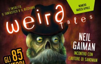 Weird Tales arriva in Italia!