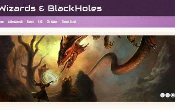 Wizard & Blackholes: Fuga di cervelli anche per gli autori emergenti italiani?