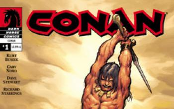 Finalmente in Italia i nuovi fumetti di Conan