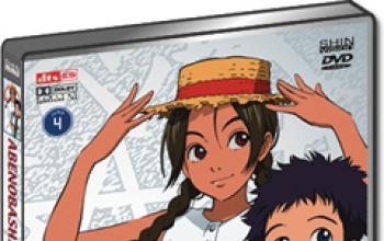 Abenobashi - Il quartiere commerciale di magia Vol. 4