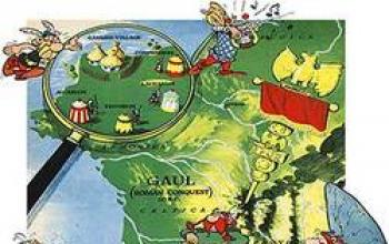 """Asterix dice """"trentatrè"""""""