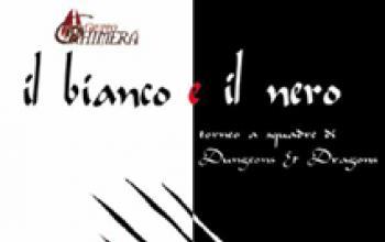 Il bianco e il nero - Torneo a squadre di Dungeons & Dragons 3.5