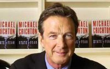 Incontro con Michael Crichton