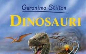 Geronimo Stilton diventa paleontologo