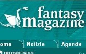 Ecco la nuova Fantasy Magazine