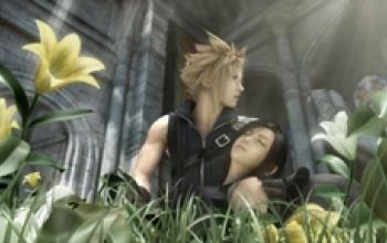 Final fantasy VII: Advent Children in dvd