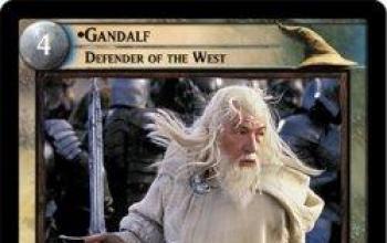 Aragorn gioca a carte