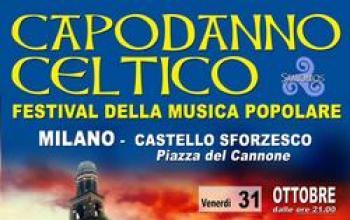 Capodanno Celtico a Milano