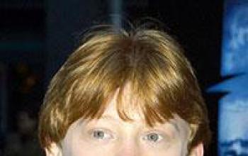 Rupert Grint per Peter Pan