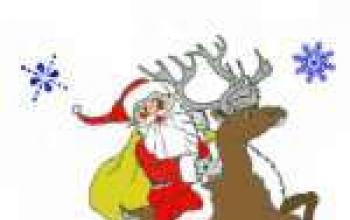 Babbo Natale fantasy