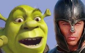 Troy e Shrek 2 in anteprima a Cannes
