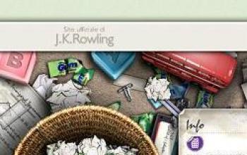 Frughiamo nella spazzatura di J.K. Rowling
