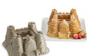 Il castello si porta in tavola