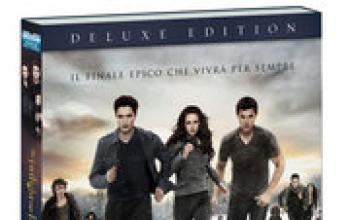 The Twilight Saga: Breaking Dawn - Parte 2 – Edizione Deluxe a tiratura limitata (3 DVD)