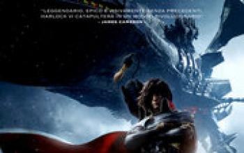 Capitan Harlock 3D