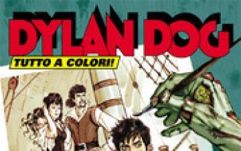 Dylan Dog 300: Ritratto di famiglia
