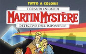 Martin Mystère 300: I sette signori dell'iride