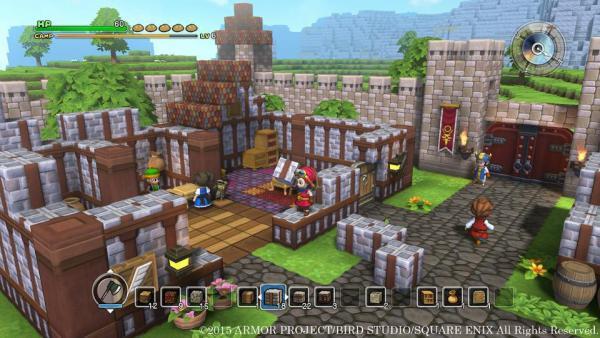 <i>Dragon Quest Builders</i>