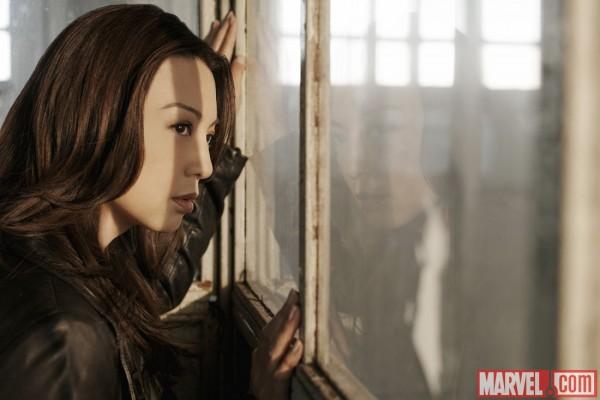 Melinda May (Ming-Na Wen)