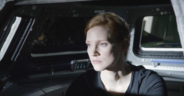Jessica Chastain in The Martian