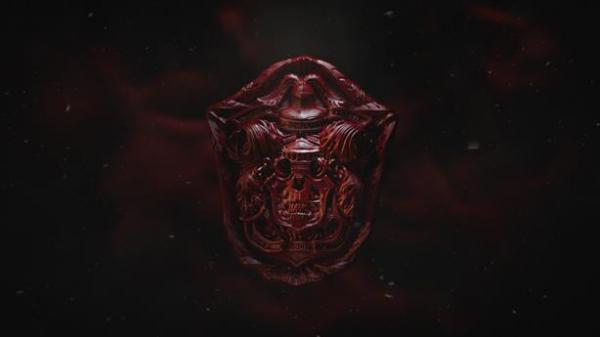 Il teschio di Crimson Peak