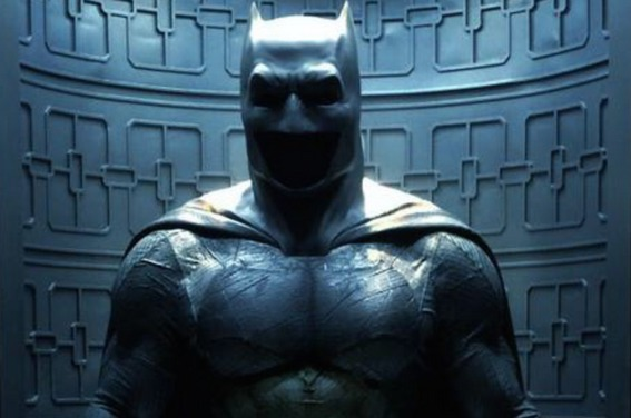 Il Batsuit di Batman v Superman: Dawn of Justice, realizzato da Michael Wilkinson