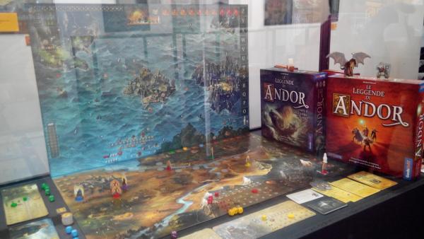 <i>Le leggende di Andor – Foto di Alessandro Villari</i>