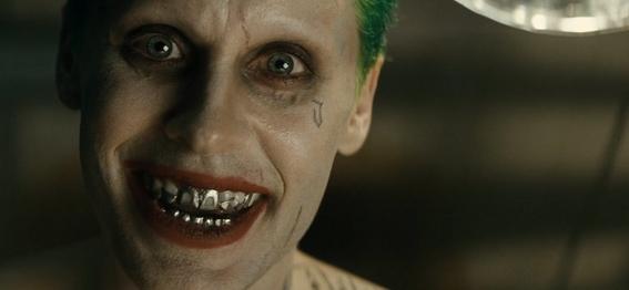 Joker (Jared Leto) nel trailer di Suicide Squad