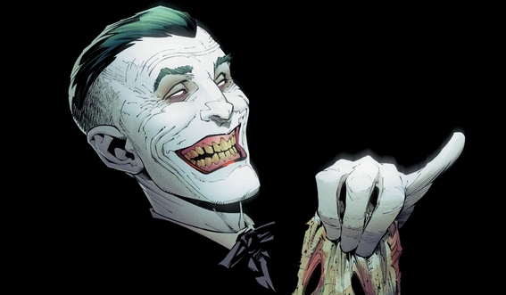 Il Joker di Greg Capullo in Batman: Endgame (2014 - 2015)