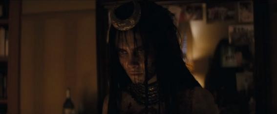 Incantatrice (Cara Delevingne) nel trailer di Suicide Squad
