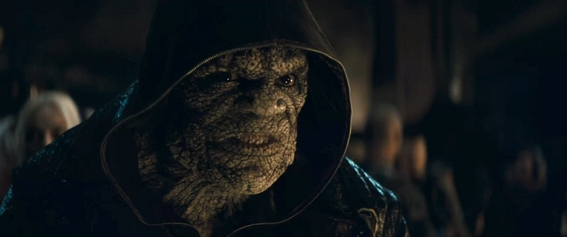Killer Croc (Adewale Akinnuoye-Agbaje) nel trailer di Suicide Squad